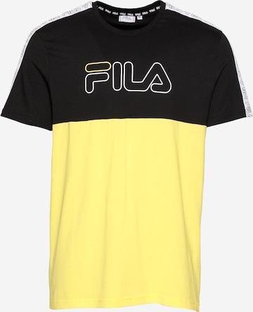 FILA Funktsionaalne särk 'Jopi', värv must