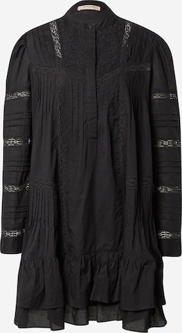 Twinset Kleid in Schwarz