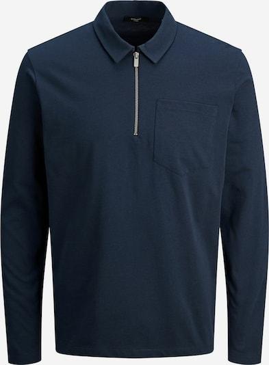 JACK & JONES Shirt in de kleur Donkerblauw, Productweergave
