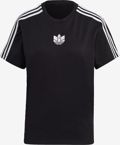ADIDAS ORIGINALS Tričko - čierna / biela, Produkt