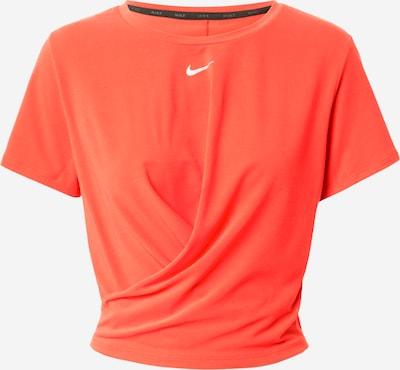 Tricou funcțional NIKE pe roșu deschis / alb, Vizualizare produs