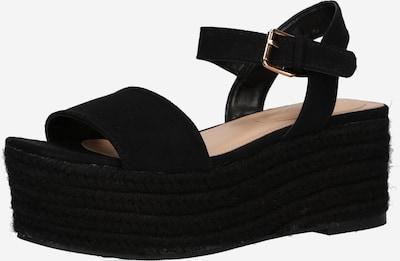 ABOUT YOU Sandále 'Heidi' - čierna, Produkt