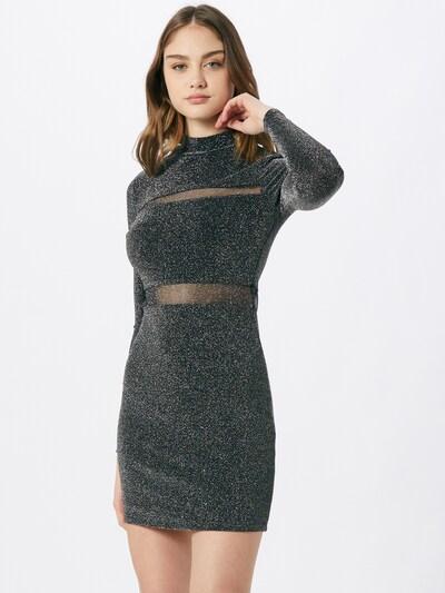 Tally Weijl Kleid in schwarz / silber, Modelansicht