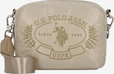U.S. POLO ASSN. Umhängetasche in beige, Produktansicht
