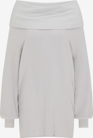 Pull-over usha WHITE LABEL en gris
