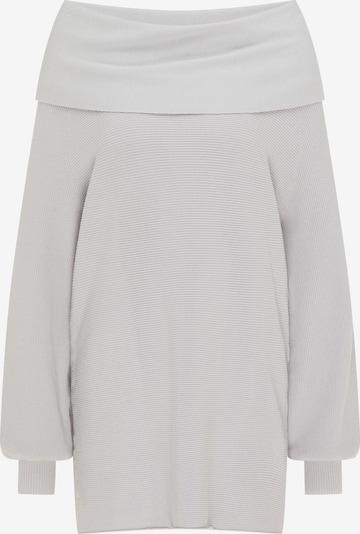 usha WHITE LABEL Pullover in hellgrau, Produktansicht
