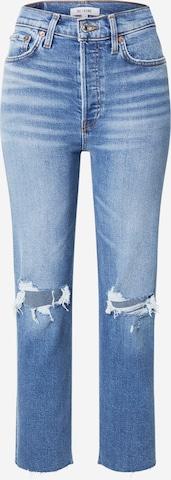 RE/DONE Jeansy w kolorze niebieski