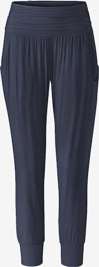 CURARE Yogawear Hose in blau, Produktansicht