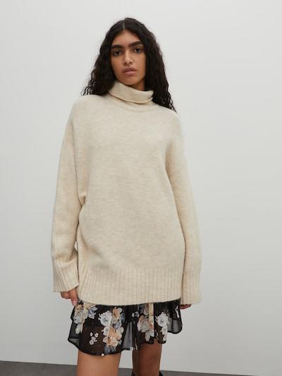 EDITED Пуловер 'Isabel' в бежово, Преглед на модела