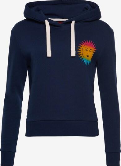 Superdry Sweatshirt 'Cali Surf' i marinblå / guldgul / jade / mörkorange / rosa, Produktvy