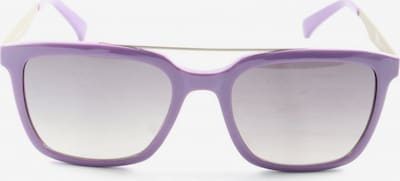 Calvin Klein Jeans eckige Sonnenbrille in One Size in lila, Produktansicht