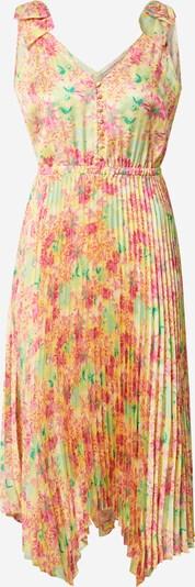 Rochie GUESS pe galben / verde / roz, Vizualizare produs