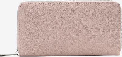 L.CREDI Brieftasche 'GRAZIA' in rosa, Produktansicht