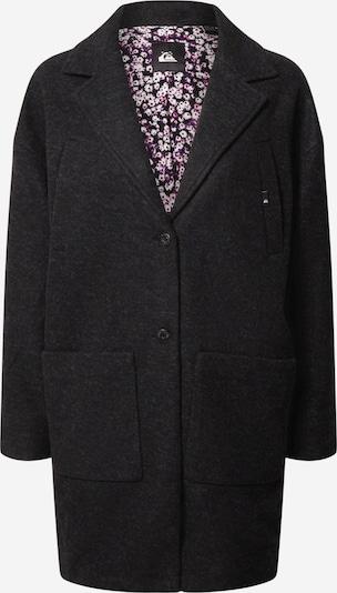 QUIKSILVER Between-seasons coat in black, Item view