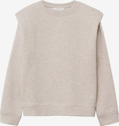 MANGO KIDS Sweatshirt in beige, Produktansicht