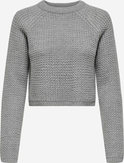 ONLY Pullover 'MATILDA' in hellgrau, Produktansicht