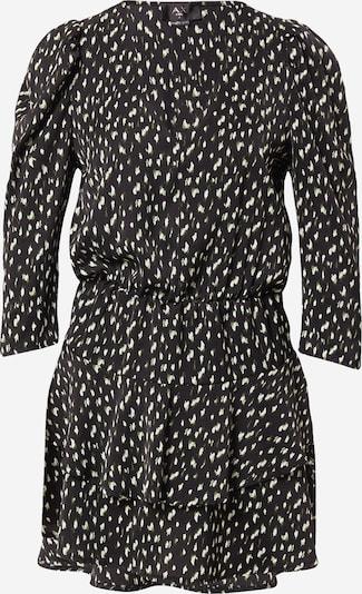 AX Paris Kleid in grün / schwarz / weiß, Produktansicht
