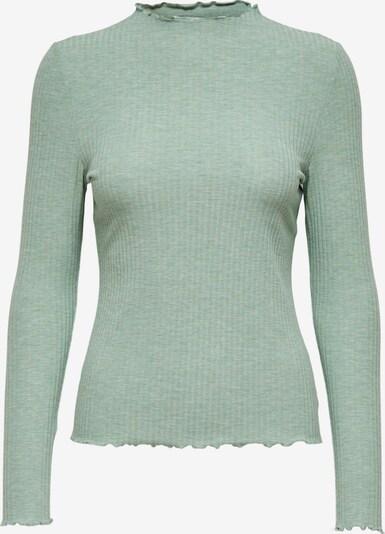 ONLY Shirt 'Emma' in pastellgrün, Produktansicht