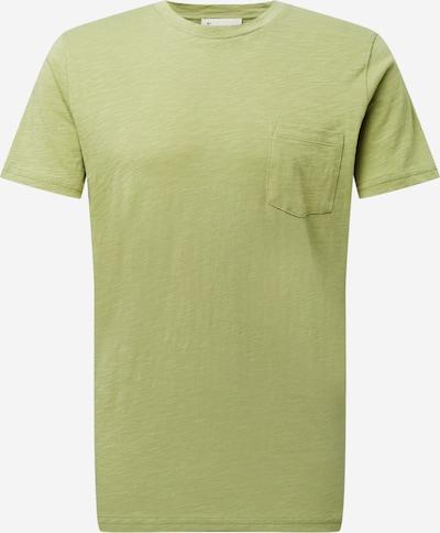 By Garment Makers T-Shirt in hellgrün, Produktansicht