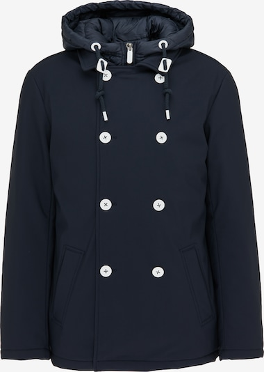 ICEBOUND Winterjas in de kleur Marine, Productweergave