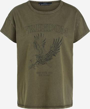 SET Shirt in Green
