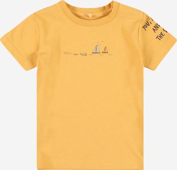Maglietta 'Fital' di NAME IT in giallo