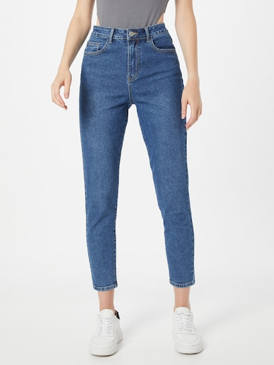 Jeans VILA pe albastru, Vizualizare model
