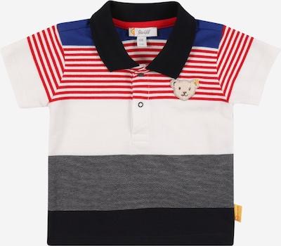 Steiff Collection Camiseta 'Poloshirt' en navy / gris / rojo / negro / blanco, Vista del producto