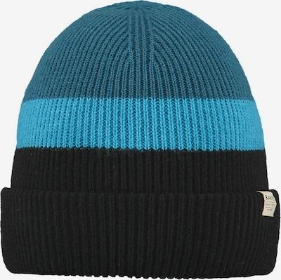 Barts Mütze in aqua / himmelblau / schwarz, Produktansicht