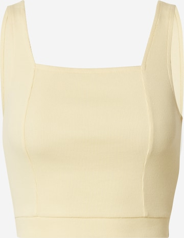 ABOUT YOU Limited Top 'Melody' in Yellow