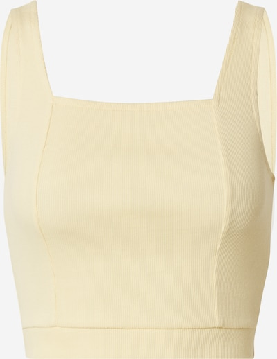 ABOUT YOU Limited Top 'Melody' in Light yellow, Item view