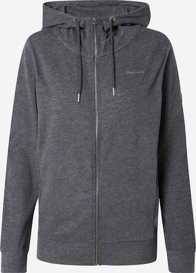 Giacca di felpa 'ANNE' Pepe Jeans di colore grigio, Visualizzazione prodotti
