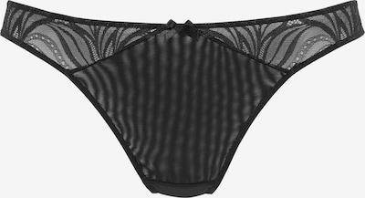 NUANCE String in schwarz, Produktansicht