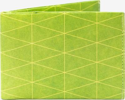 paprcuts Portemonnaie in grün, Produktansicht