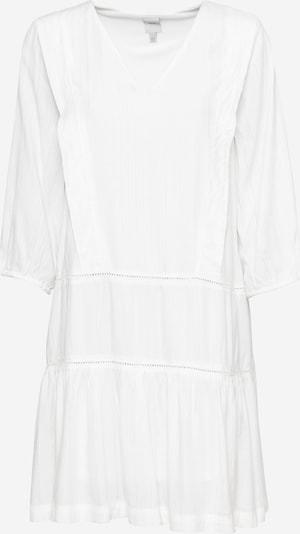 ICHI Kleid in creme, Produktansicht