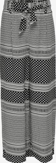 KIDS ONLY Hose 'Ella' in schwarz / weiß, Produktansicht