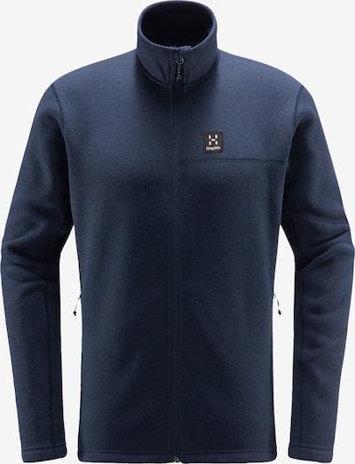Haglöfs Funktionele fleece-jas 'Swook' in de kleur Marine, Productweergave