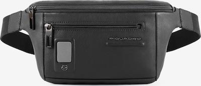 Piquadro Gürteltasche 'Akron' Leder 30 cm in schwarz, Produktansicht