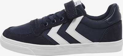 Hummel Sneaker in navy / weiß, Produktansicht