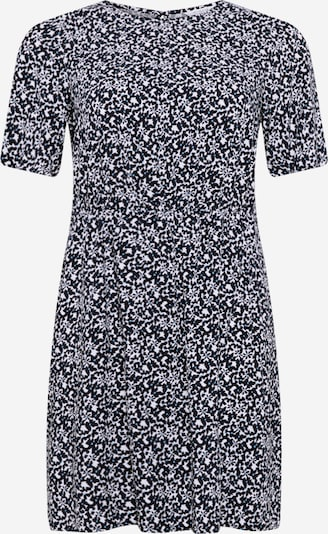 MY TRUE ME Kleid in grau / dunkelgrau, Produktansicht