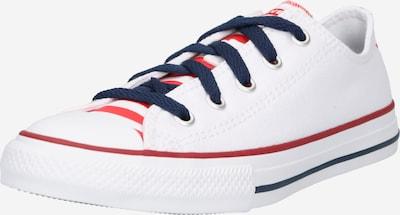 Sneaker 'CTAS OX' CONVERSE pe albastru închis / roșu / alb, Vizualizare produs
