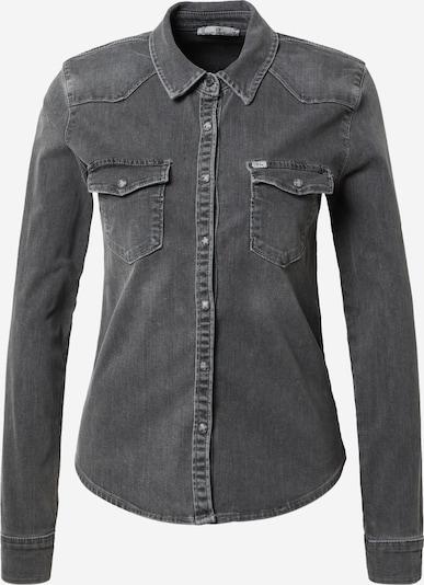 Camicia da donna 'Lucinda' LTB di colore grigio denim, Visualizzazione prodotti