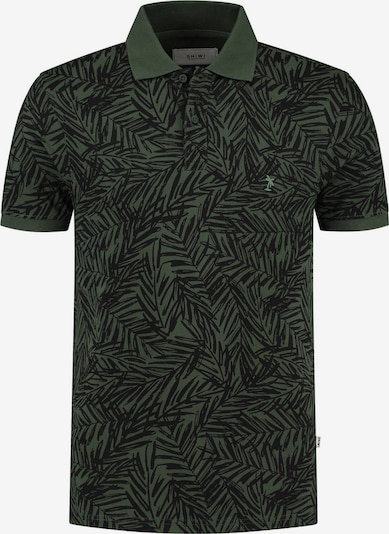 Shiwi Тениска в зелено / смарагдово зелено: Изглед отпред
