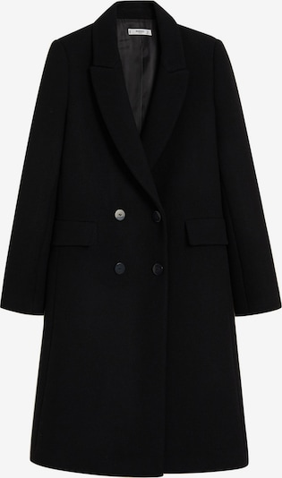 MANGO Abrigo de entretiempo 'DALI' en negro, Vista del producto