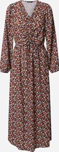 Suknelė iš Sublevel , spalva - tamsiai mėlyna / rūdžių raudona / balta, Prekių apžvalga