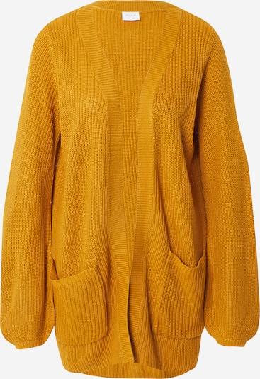 VILA Adīta jaka, krāsa - karija, Preces skats