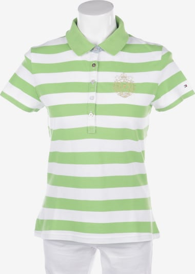 TOMMY HILFIGER Top & Shirt in M in Lime, Item view