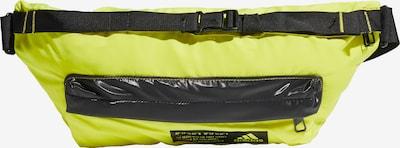 ADIDAS PERFORMANCE Sportovní taška - svítivě žlutá / černá, Produkt