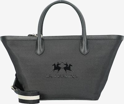 La Martina Shopper 'Estela ' in schwarz, Produktansicht