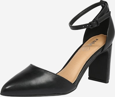 rubi Sandale s remenčićima 'Jeanne' u crna, Pregled proizvoda